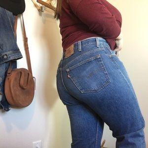 Levi's | 501 Plus Size Vintage Mom Jeans P330